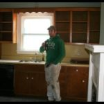 My Kitchen at the Cottage {before and after}