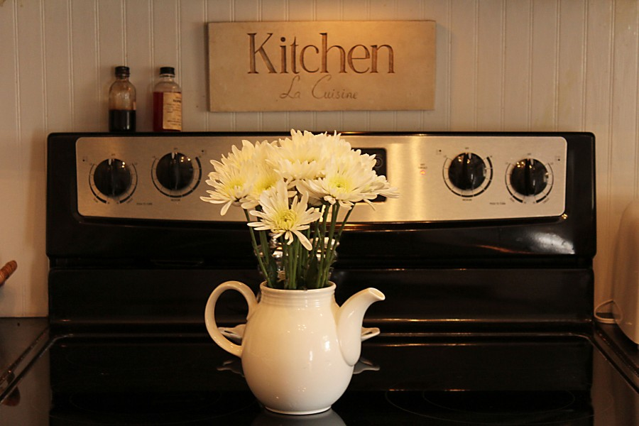 kitchen daisies