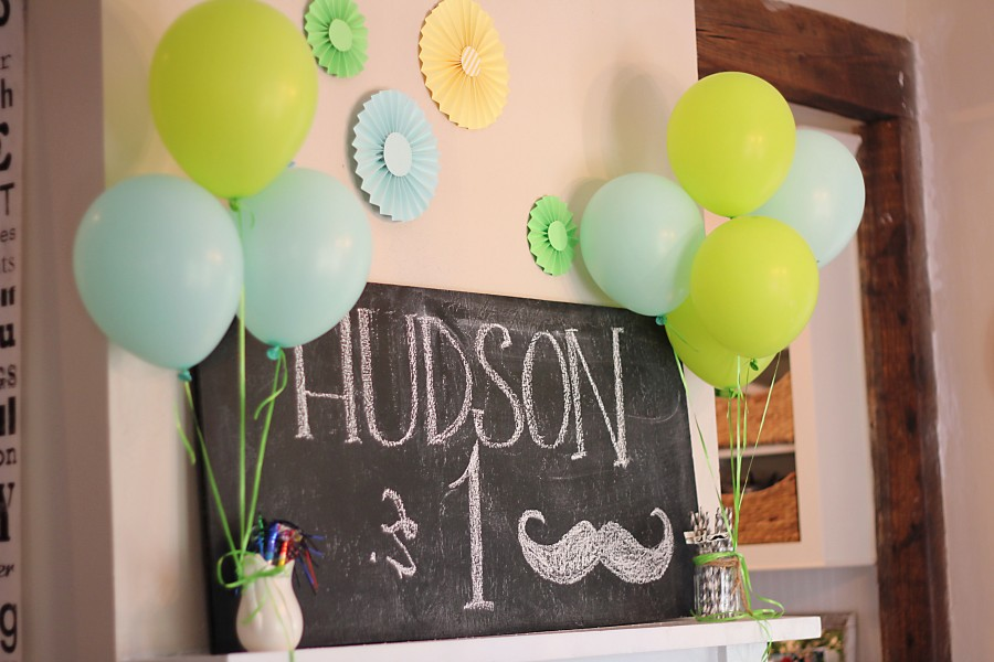 Hudson is One! 032