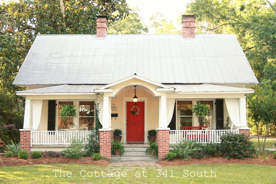 the cottage at 341 south