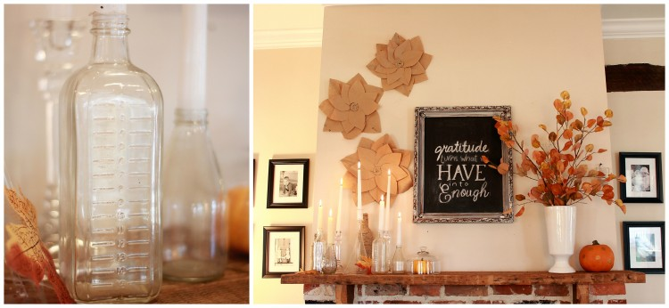autumn mantel 2