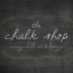 Giveaway!   {from The Chalk Shop}