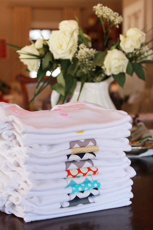 stack of onesies