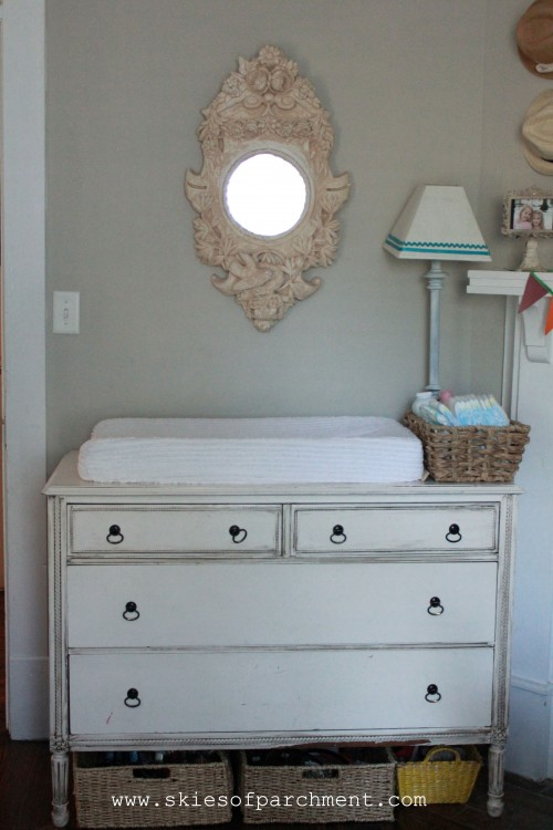 one dresser for three kids