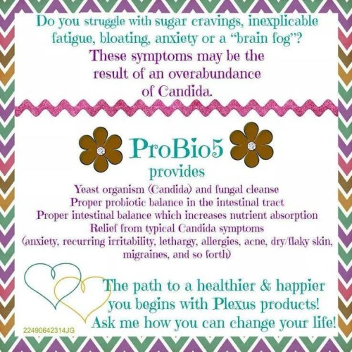 Do you struggle - ProBio5 provides(2)