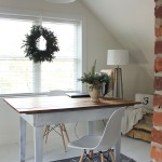 Before & After –  Attic Office Studio