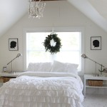 An Attic Bedroom (Before & After)