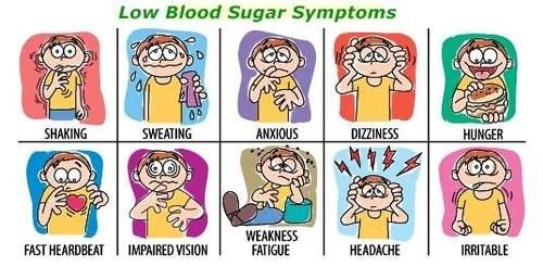 blood sugar low 7