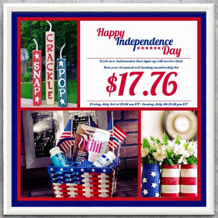 happy independence day from plexus